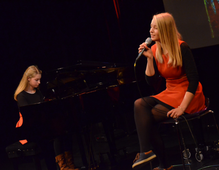 ARCHIEF: Keys & Voices in CKB Theaterzaal